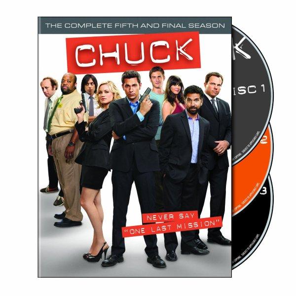 chuck saison 5