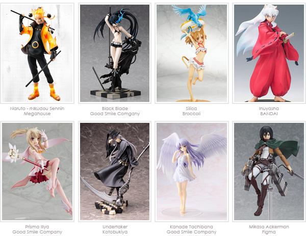 Figurines #1