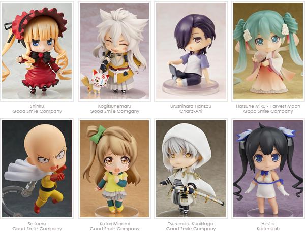 Figurines #3
