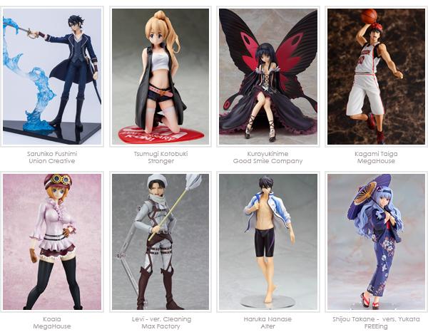 Figurines #7