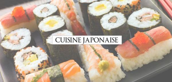 Sommaire - Cuisine Japonaise