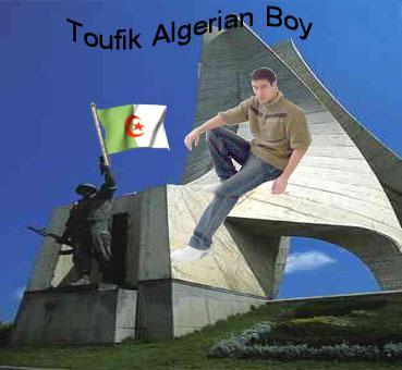 100% Algerian Boy vous présente Mon Bled, ma famille, mes amis, football...Algerian Style kho!!!
