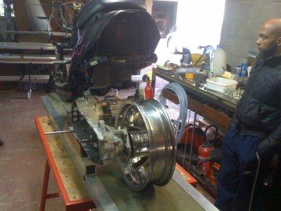 bi cylindre big evo 94cc tuned tnd for 2011
