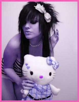 ♥ --_-- ÊMO Girl --_-- ♥