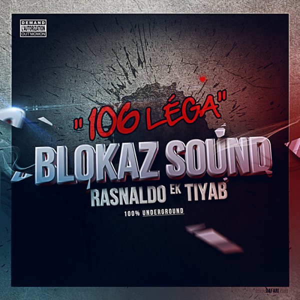 Blokaz Sound / Ramene Du Lourd By Rasnaldo / Blokaz Sound / Moonlight riddim (2012)