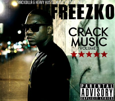 MIXTAPE 'CRACK MUSIC VOL.1' DISPONIBLE LUNDI 20 SEPTEMBRE EN TELECHARGEMENT GRATUIT ICI!!