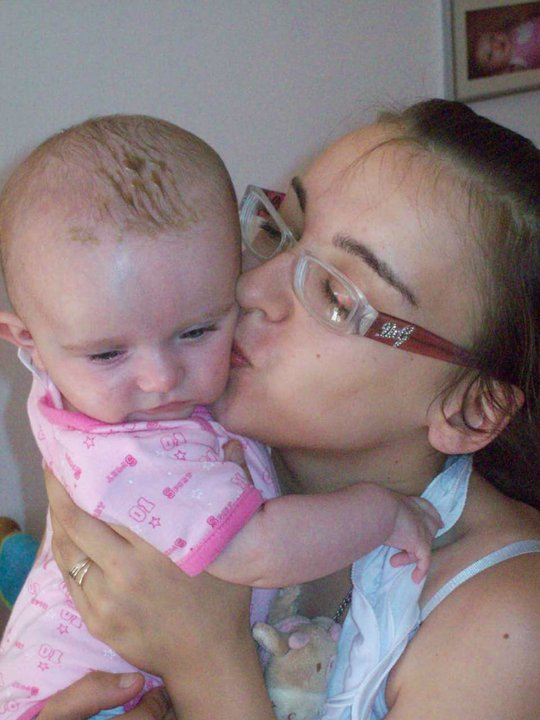 ma fille et ma petite fille