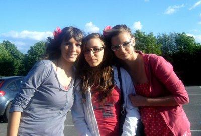 Manon,Meghan&Mary-Ann; quoi de mieux?  ♥         M³