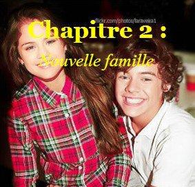 Chapitre 2 : Nouvelle famille
