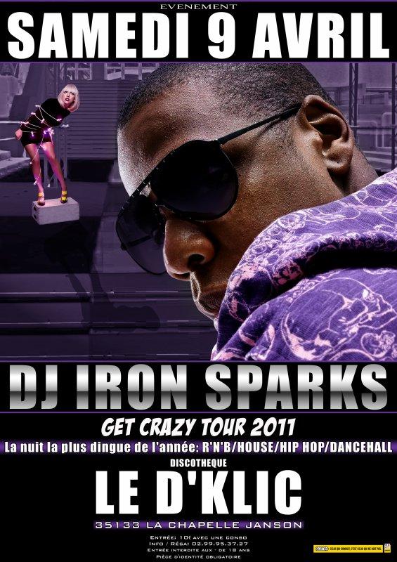GET CRAZY TOUR 2011