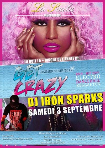 Get Crazy Tour 2011 @ LA SCALA