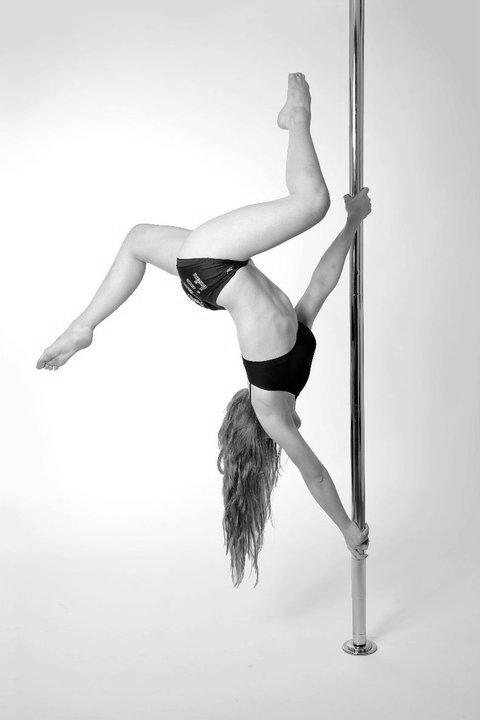 Pole danse *_* plus qu'une passion <3