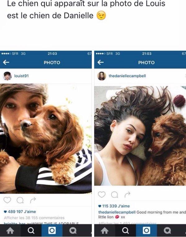 Louis, Danielle