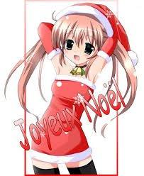 Joyeux noël à tous et à toutes !