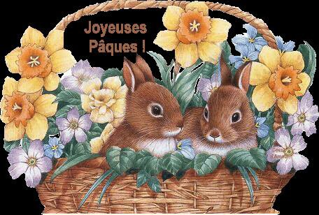 Joyeuse pâques !!!