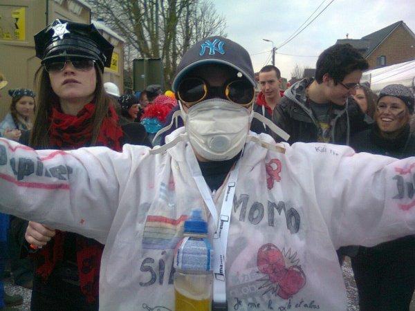 carnaval slin le 25/02/2012
