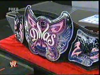 WWE DIVAS CHAMPIONSHIP (2008-2010)