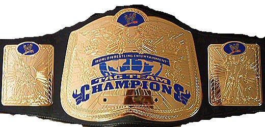WWE TAG TEAM CHAMPIONSHIP (2002-2010)