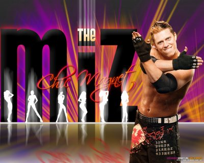 The MIZ  (RAW) Champion de la WWE