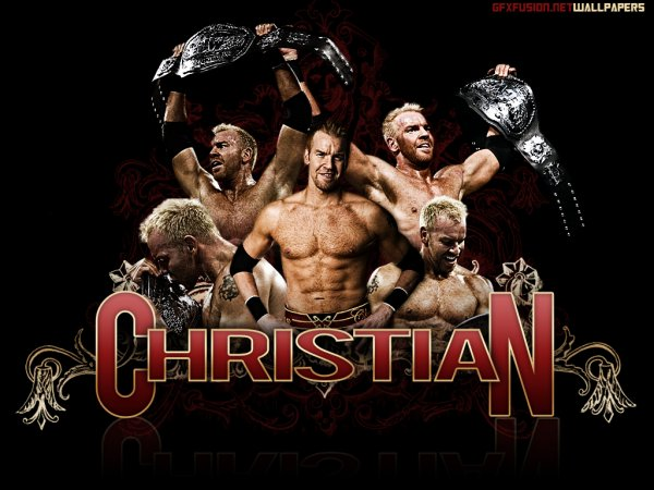 CHRISTIAN (SmackDown)