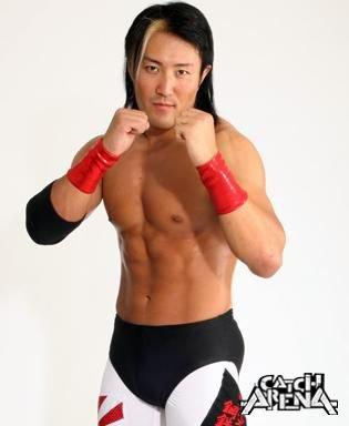 Yoshi Tatsu (SmackDown)