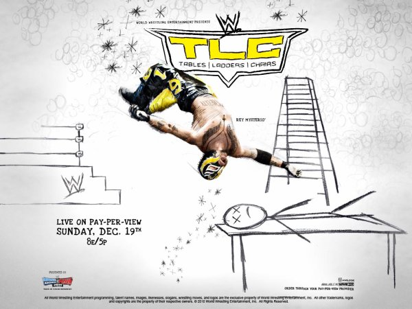 TLC : Tables, Ladders and Chairs 2010