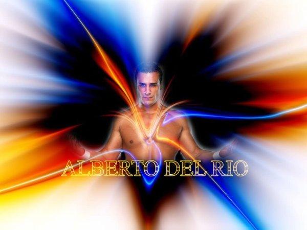 Alberto Del Rio (RAW)