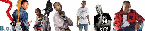 B.o.B : Un album Rock ? + Interview avec TraceTv + Collaborations révélé de Trouble Man