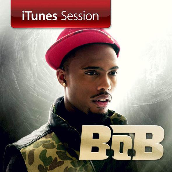 "B.o.B's iTunes Session EP, ""Double Or Nothing"", Trouble Man Teaser, ""Hello"", ""Trap Back Jumpin""  Video"