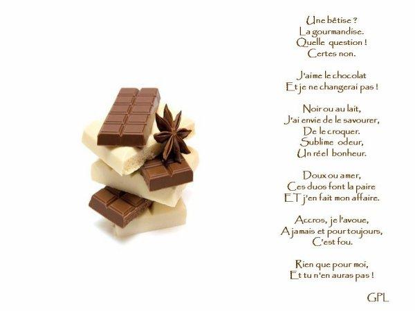 Fou du chocolat !