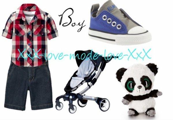 Tenue Bébé Boy