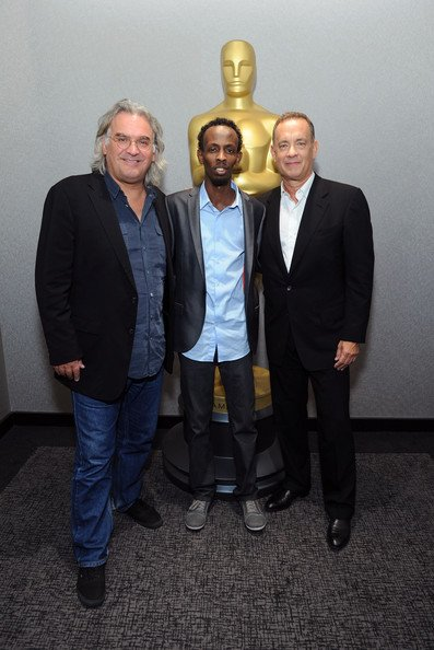 "L'Academy of Motion Pictures Arts and Sciences Academy accueille un dépistage des membres officiels de ""Captain Phillips"""