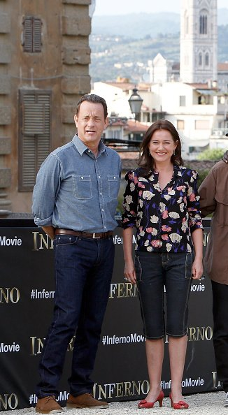 "Photocall ""Inferno"" en Florence"