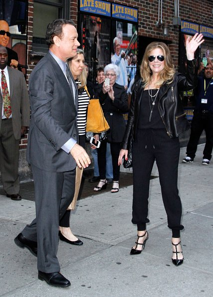 "'Late Show with David Letterman ""- 18 mai 2015"