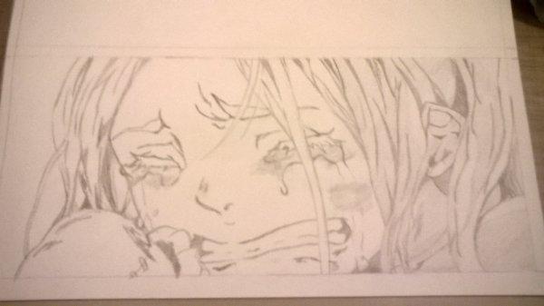 Projet n°3 : Dessin Shiro Deadman Wonderland