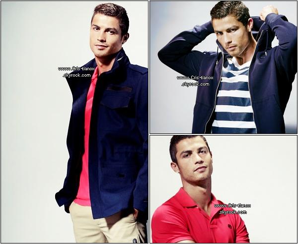 17/11/11 : Cristiano Ronaldo présente sa nouvelle collection de vêtements de ville. Ainsi que ses nouvelles chaussures de sport. (Nike CR Mercurial Vapor Superfly III) La Vidéo de ses interview.