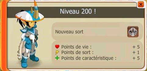 Up 200 ! :D