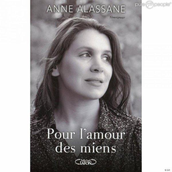 POUR L'AMOUR DES MIENS DE ANNE ALASSANE
