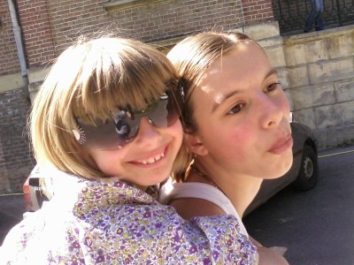 ma petite soeur et moi jtmg