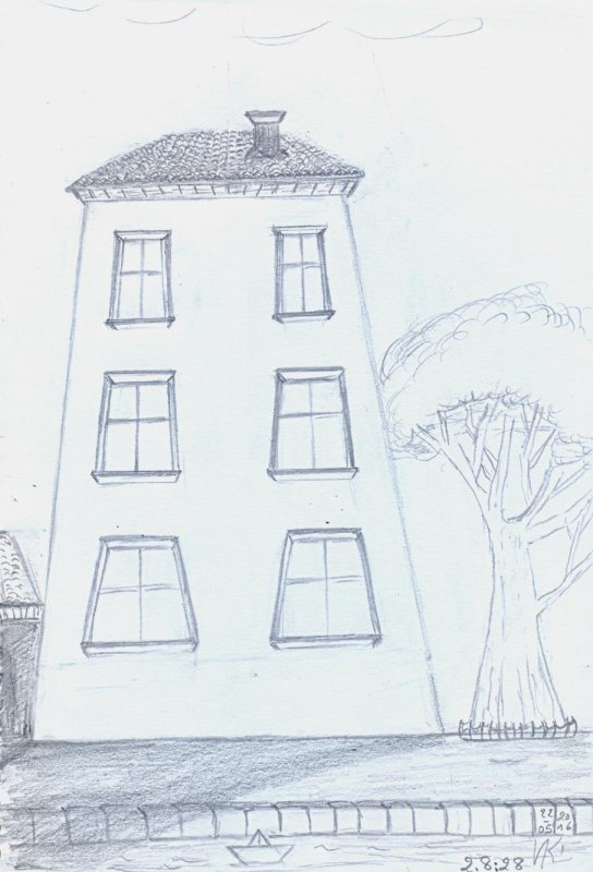 Un immeuble...