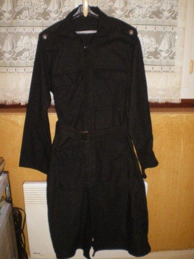 Le manteau est terminé !
