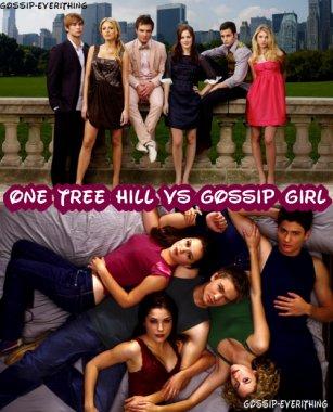 Gossip-Girl VS One Tree Hill