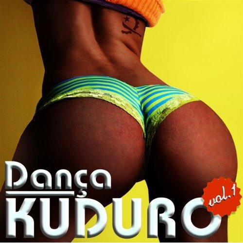 COMPILATION Dança Kuduro Vol.1 deja DISPONIBLE EN TELECHARGEMENT