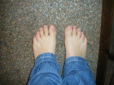 Mes pieds pour thomasdu85200