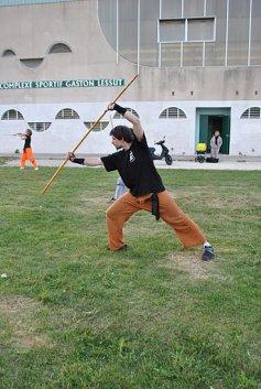 objectifs : Le bâton