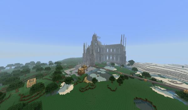 La suite de la cathédrale