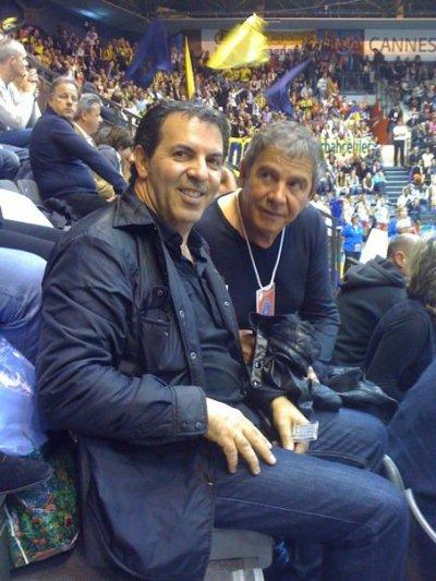 jean Menconi pour la Fin Dec  2010 Le 16 à Paris Le 17 à Vence Le 18 à Aix Le 23 Ajaccio Le 31 à Porto Vecchio