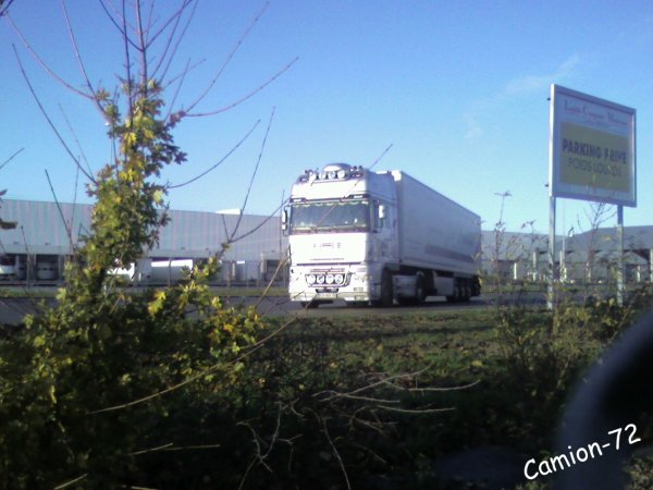 Daf xf 95 camion 72 - Comptoirs modernes le mans ...