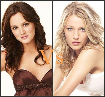 Blake vs Leighton meester