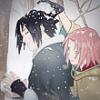 sakura-magic-sasuke